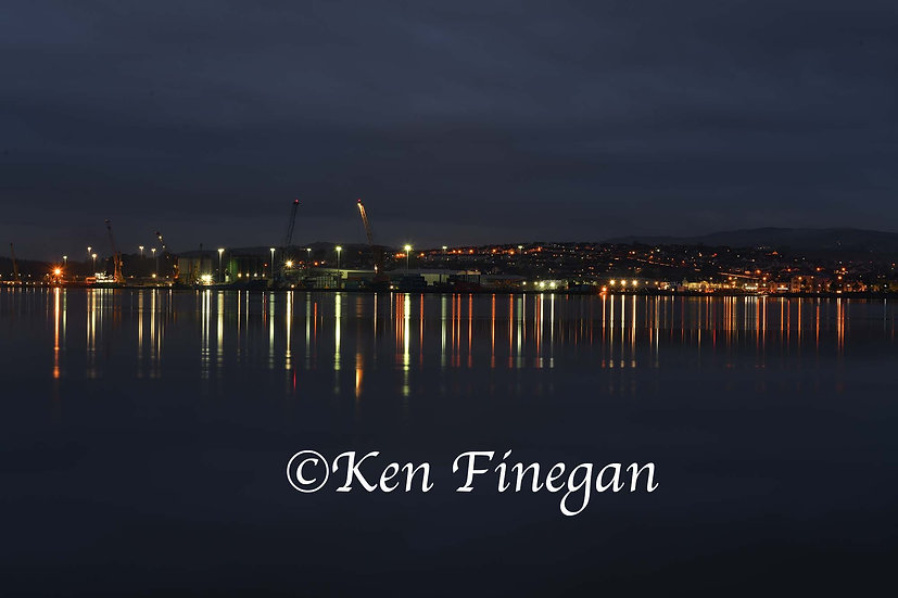Warrenpoint Reflection,  County Down