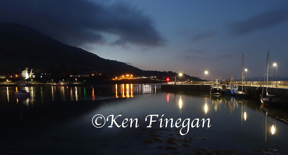 Carlingford Night 2