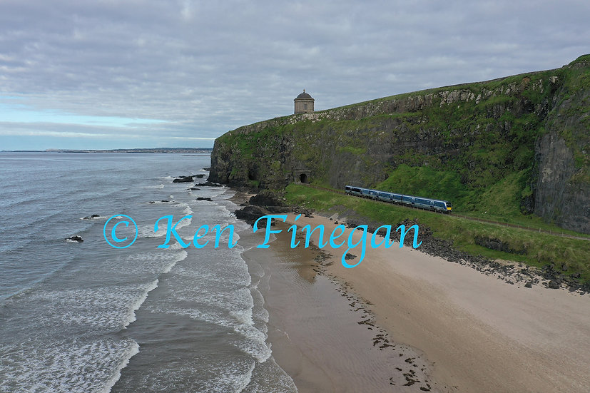 Musseden Temple and Castlerock 01, County Derry