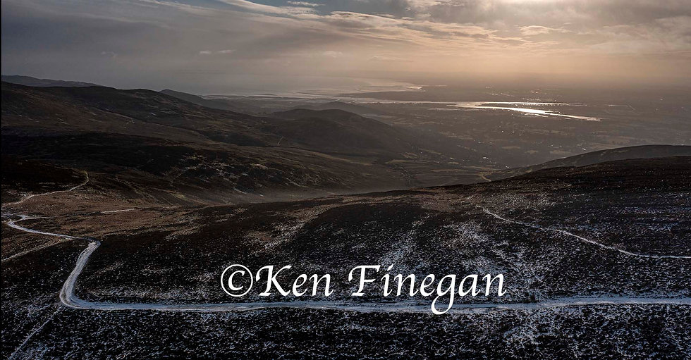 Frosty Cooley Mountains 2, County Louth