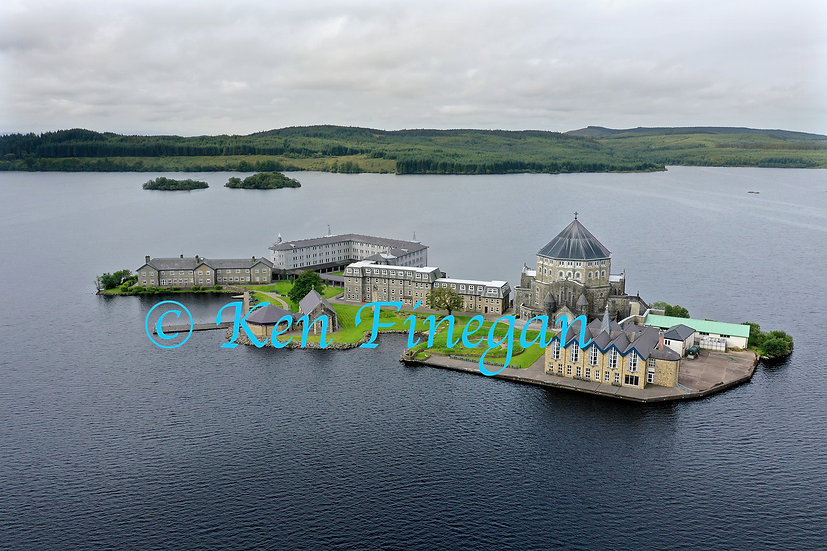Lough Derg 01, County Donegal