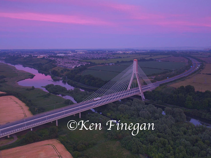 Mary McAleese Bridge 02, Drogheda County Louth
