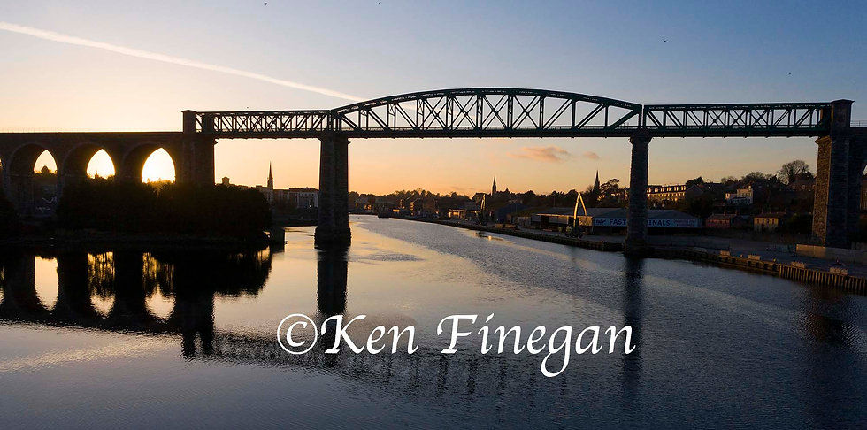 The Viaduct 01, Drogheda, County Louth