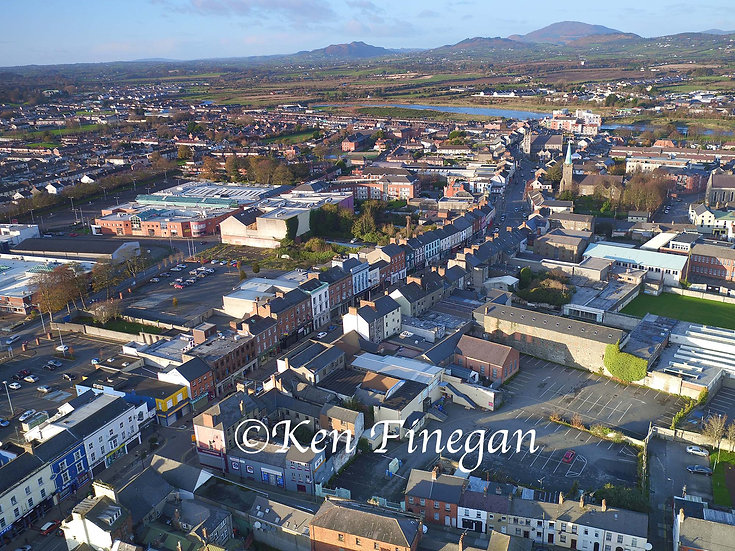 Dundalk Aerial 07, County Louth