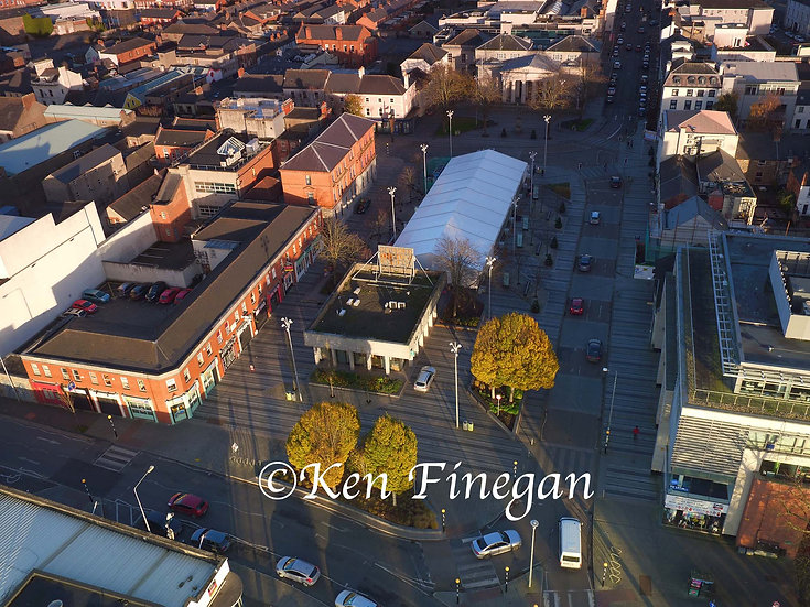 Dundalk Aerial 03, County Louth