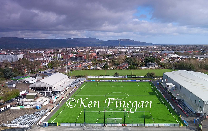 Oriel Park, Dundalk County Louth