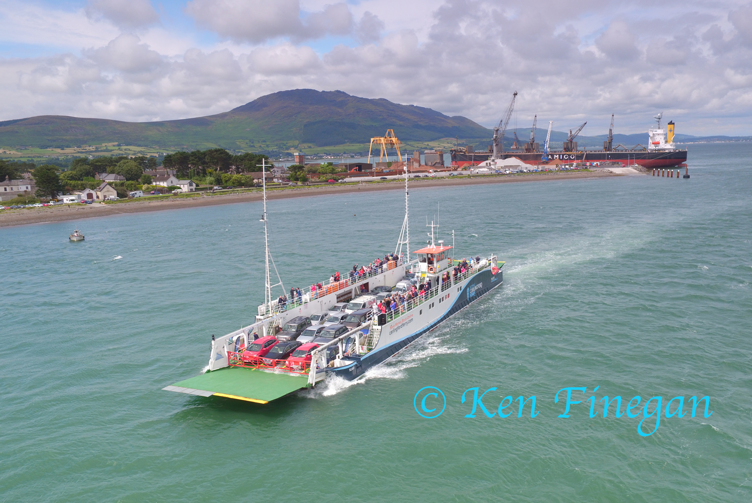 Carlingford ferry01