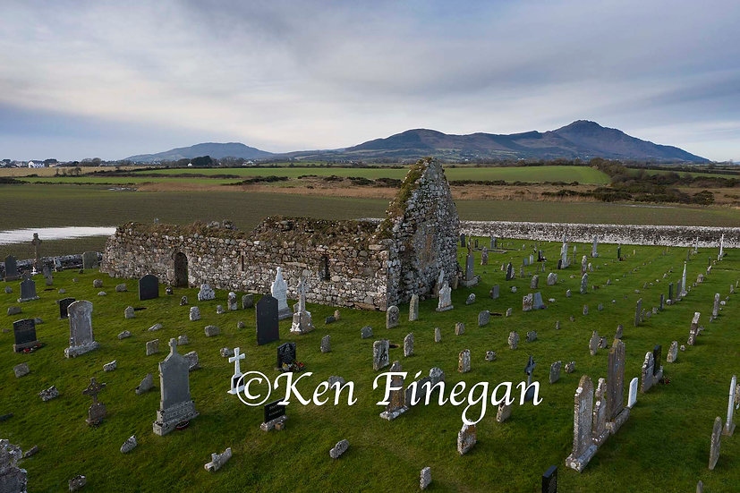 Cill Mhuire (Kilwirra) Cooley 03, Co Louth