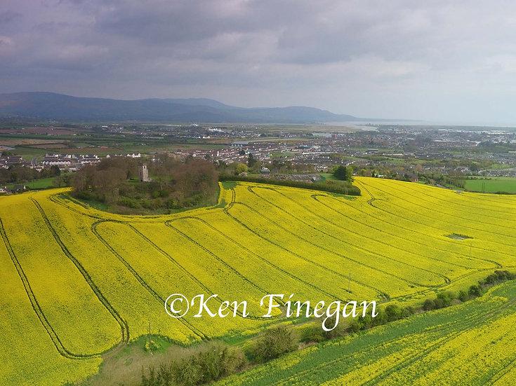 Cuchulainns Castle 01, Dundalk, County Louth