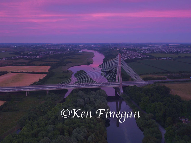 Mary McAleese Bridge, Drogheda, County Louth,