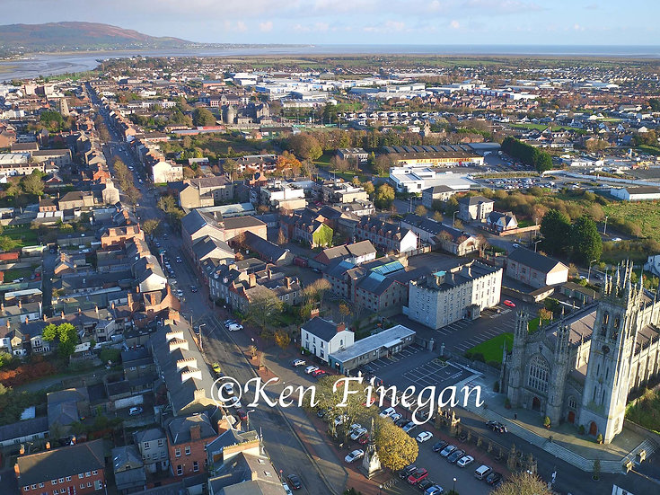Dundalk Aerial 06, County Louth