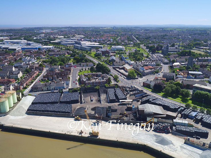 Quay Street Docks, Dundalk, County Louth