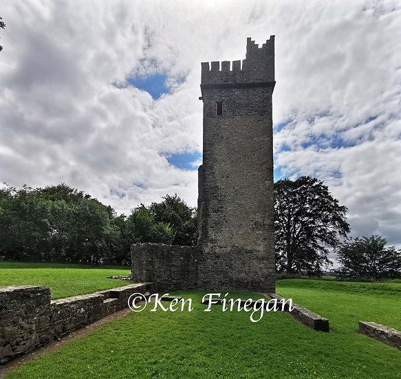 Cuchulainns Castle 02, Dundalk, County Louth