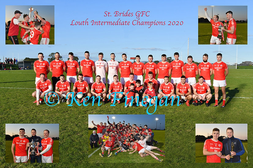 Selection of Louth Intermediate Final 2020