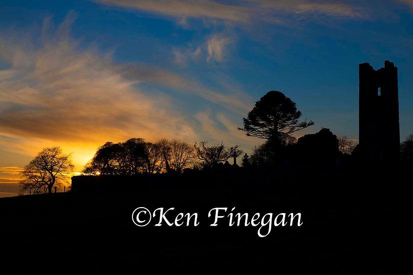 Hill of Slane 01, Co Meath