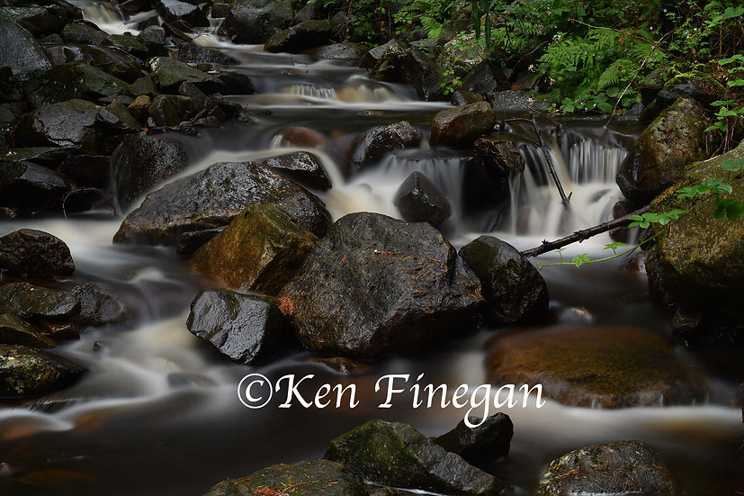 Flowing Water, Ravensdale, County Louth
