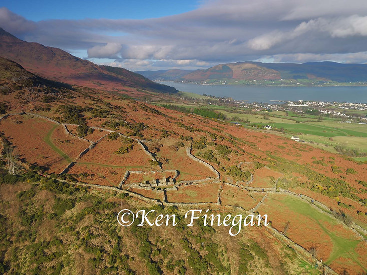 Famine Village, Carlingford,County Louth