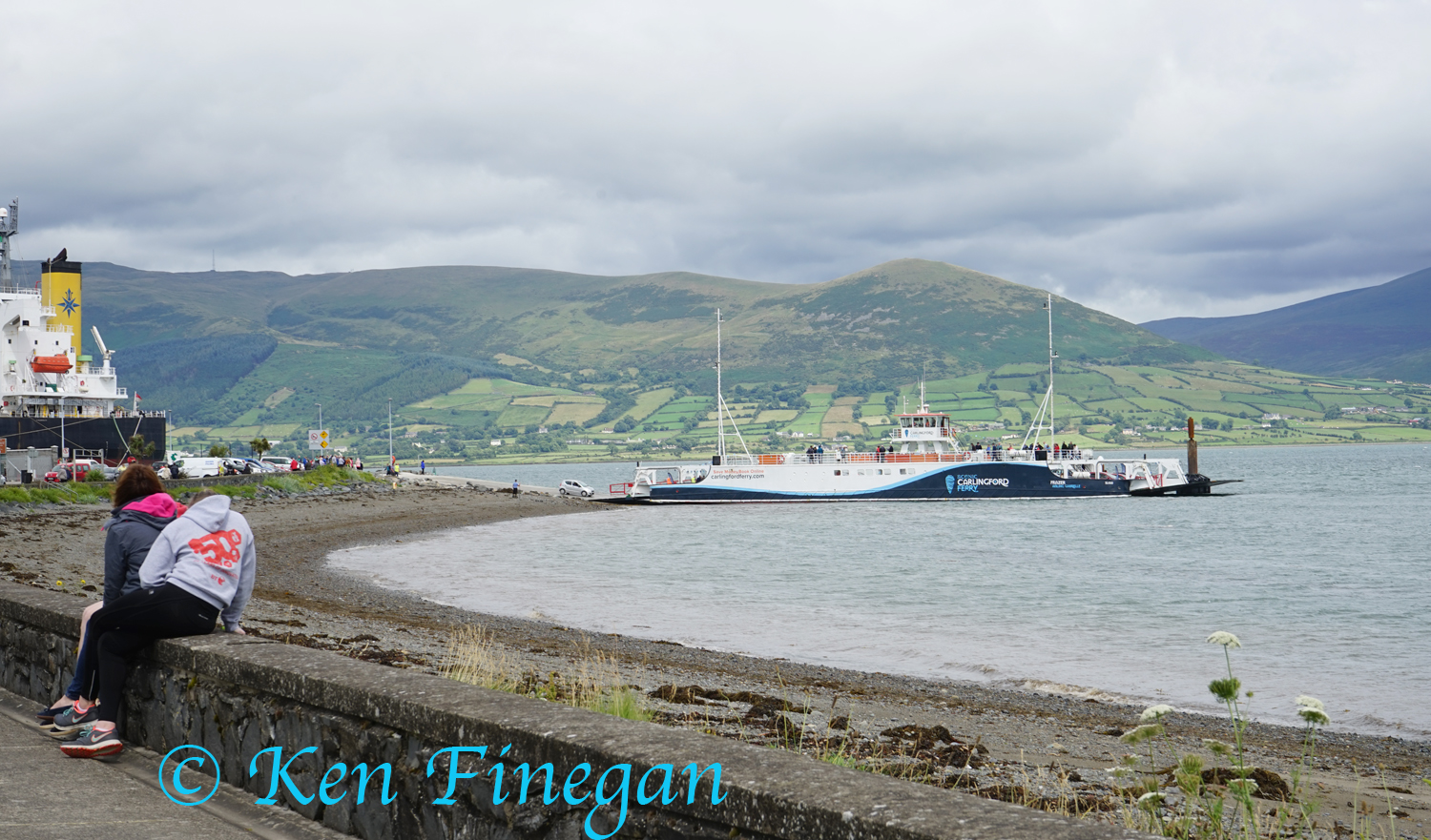 Carlingford ferry07