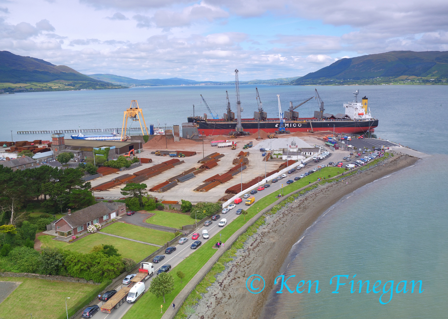 Carlingford Ferry04