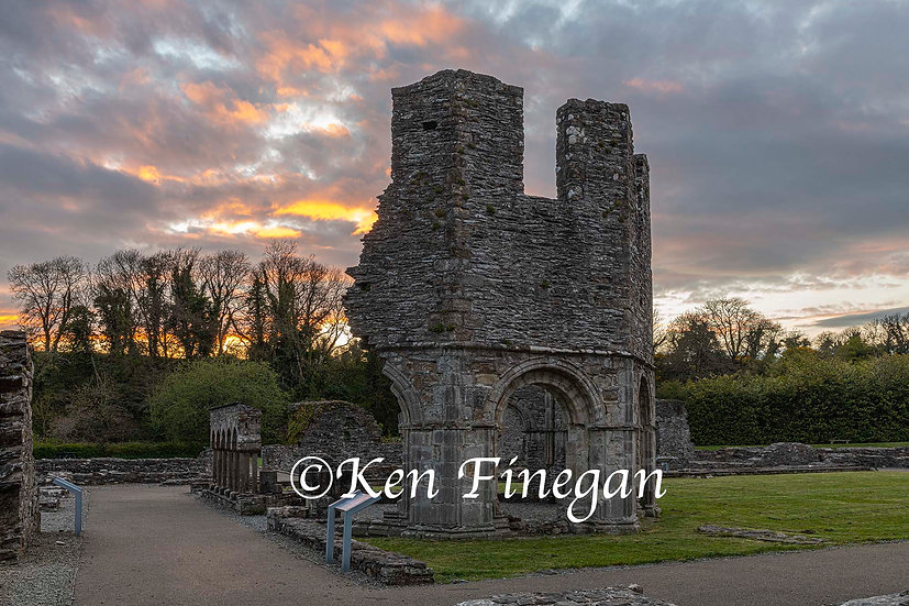 Old Mellifont Abbey, County Louth