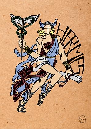 Mythologie Grecque: HERMES