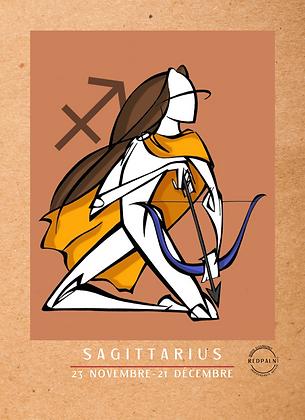 ZODIAQUE | SAGITTARIUS - LE SAGITTAIRE