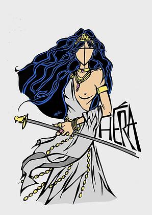 MYTHOLOGIE GRECQUE: HERA