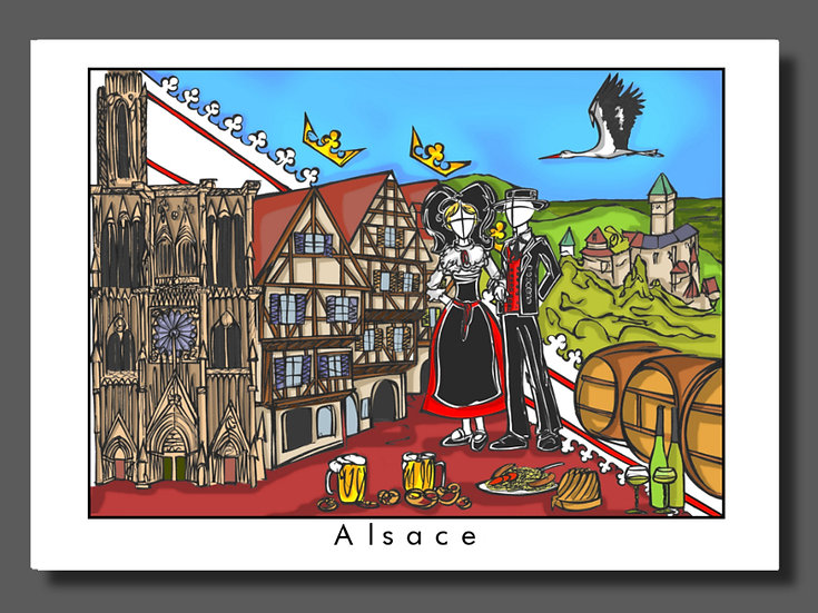 Imagistrale: ALSACE