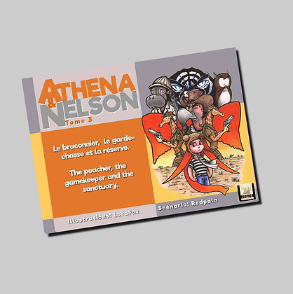 Athéna & Nelson tome3