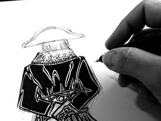 BONAPARTE EN EGYPTE | Making of illustré
