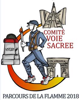 PARCOURS DE LA FLAMME 2018