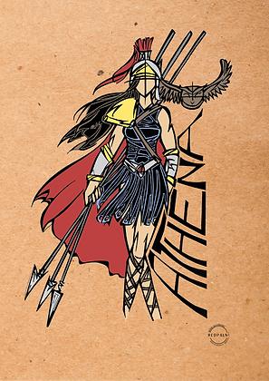 Mythologie Grecque: ATHENA