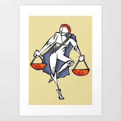 Série Zodiaque: Balance