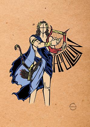 Mythologie Grecque: APOLLON