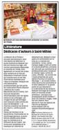 Dédicaces a Saint Mihiel