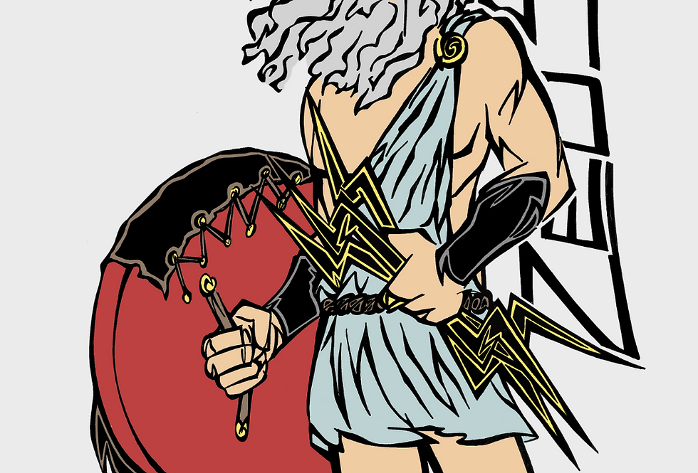 MYTHOLOGIE GRECQUE: ZEUS