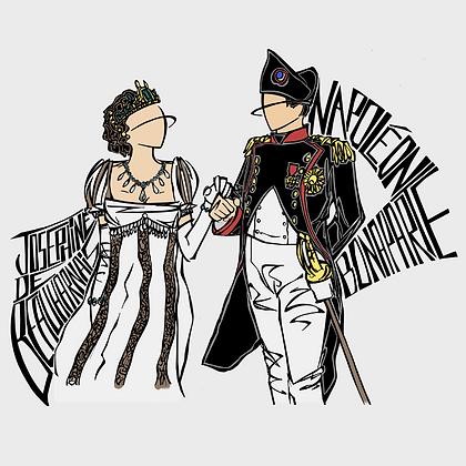 HISTORIQUES: Bonaparte & Joséphine