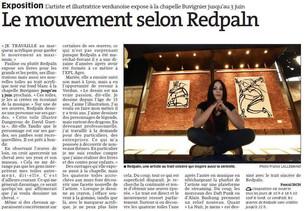 """""""La quinzaine Redpaln """" 2015"""
