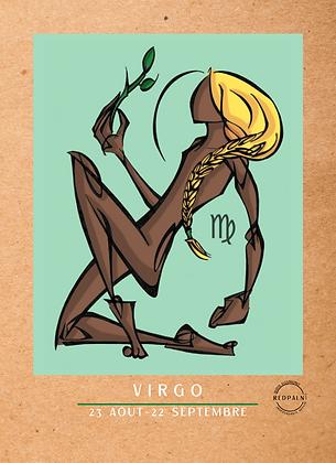 ZODIAQUE   VIRGO - VIERGE