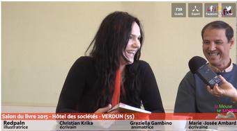 """Interview 'la meuse se livre""""  2015"""