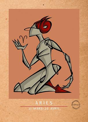 ZODIAQUE | ARIES- BELIER