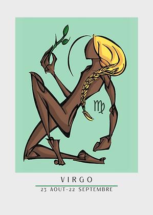 ZODIAQUE | VIRGO - VIERGE