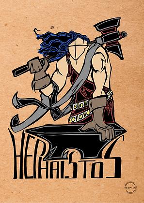 Mythologie Grecque: HEPHAISTOS