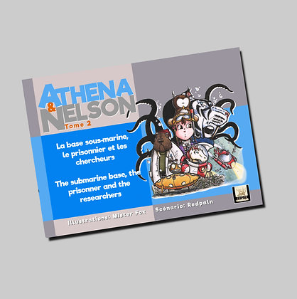 Athéna & Nelson tome 2