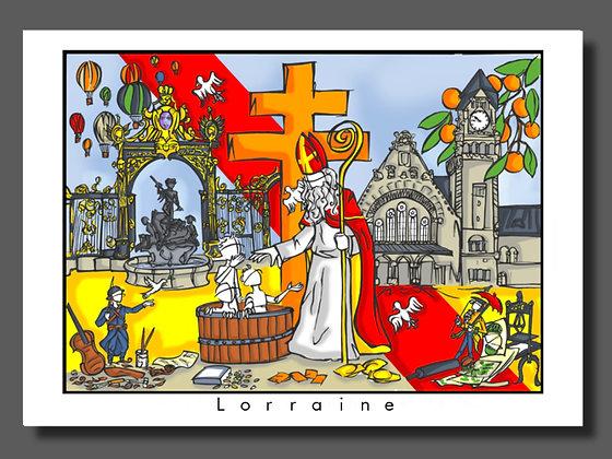 Imagistrale: LORRAINE