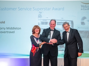 The South East is seeing stars with a double Tourism victory for the first time!