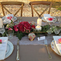 Configuration de la table