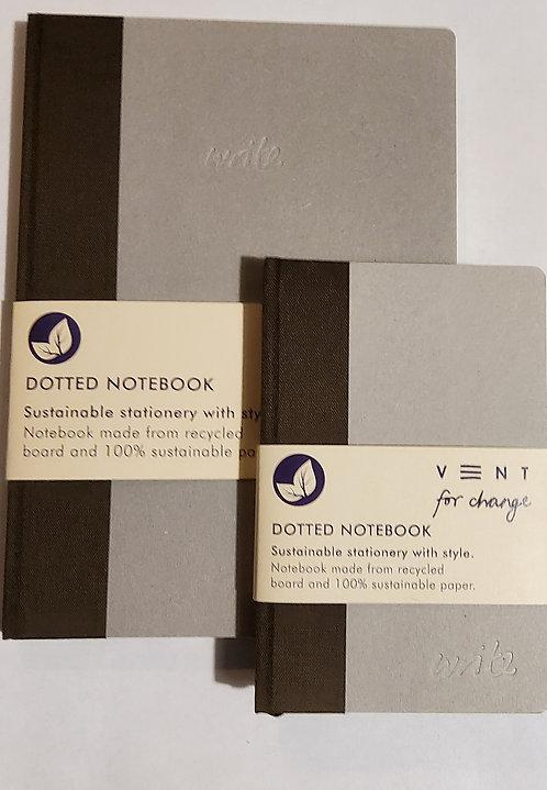Hardback Dotted Notebook Bundle