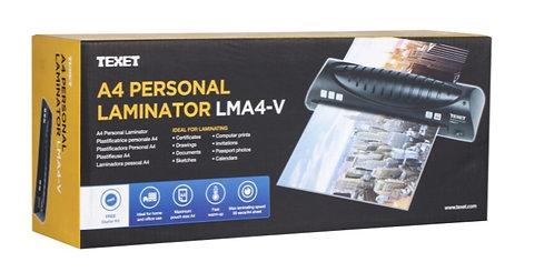 Texet A4 laminator
