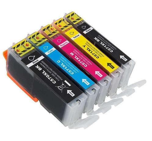 Canon PGI570/CLI571 Compatible Multipack